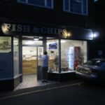Photograph - Fish and Chip shop